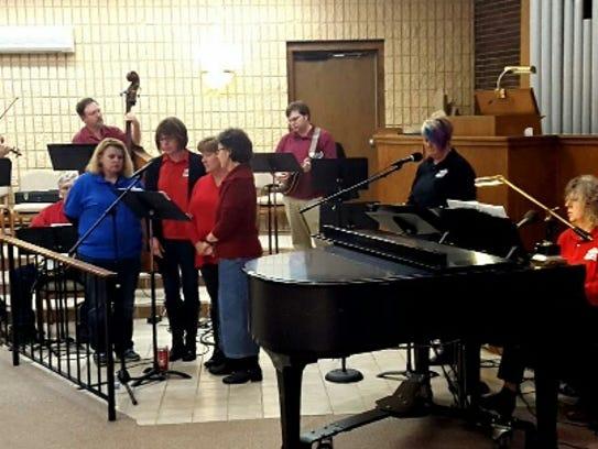 The POP Spirit Bluegrass Band