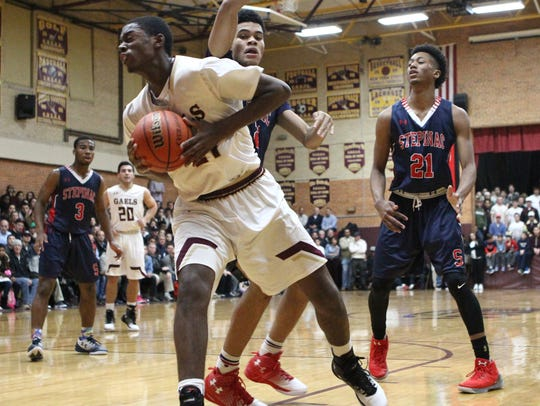 Iona Prep's Josh Alexander is committed to play basketball at American University.