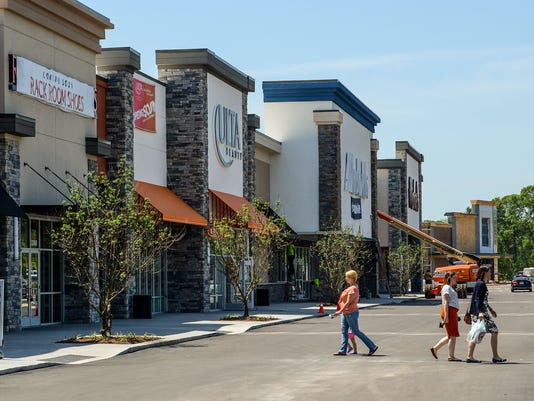 Hartwell Village shopping center Clemson