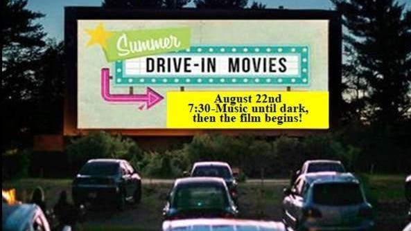 Free music and a movie in the park will take place Saturday at Riverbend Park, with music from 7:30 p.m. until dark and then the movie.