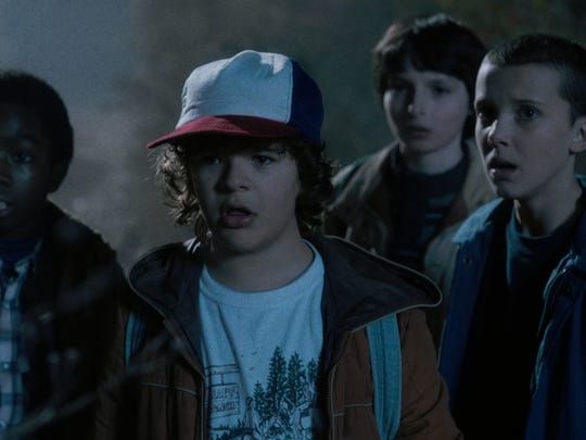 "Then in 2016, locals watching the hit Netflix show ""Stranger Things"" might have been excited to see the character ""Dustin"" sporting a vintage ""Castroville Artichoke Festival"" T-shirt in the first season."