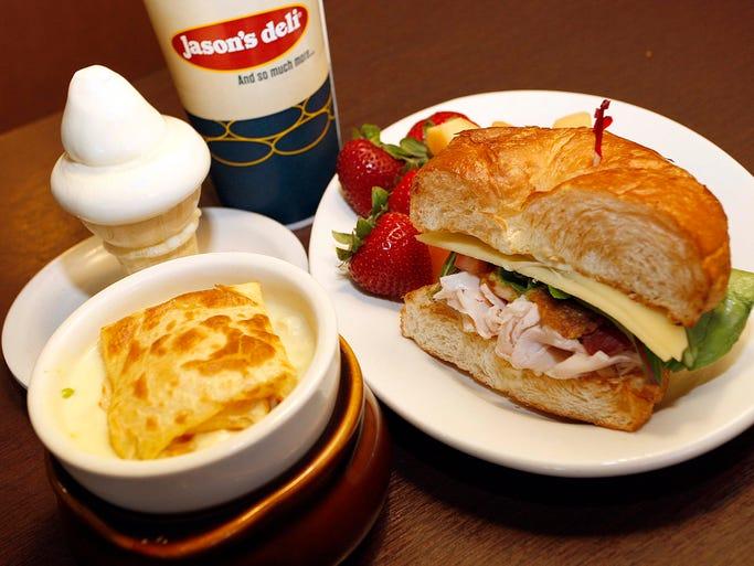 Sandwich Chain Restaurant Recipes October 2015