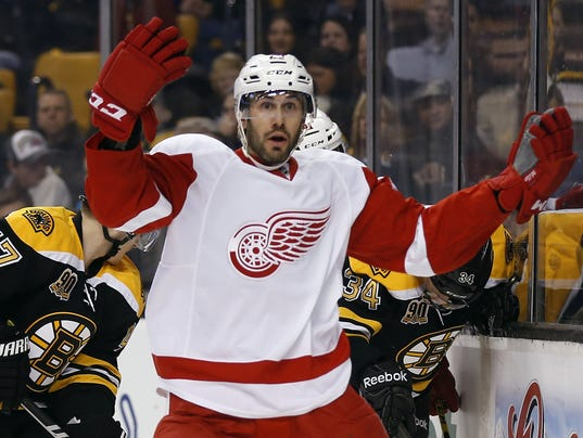 Red Wings grades