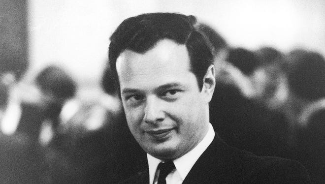Brian Epstein, manager of The Beatles, helped bring the band to global fame.