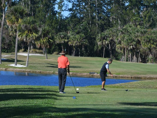 Savannahs Brevard County Golf Course