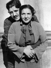 Photo provided of Maurice and Rose Cohen, two of the 13 victims of Howard Unruh's deadly rampage through East Camden on Sept.  6, 1949. Maurice was a druggist and owner of the former River Road Pharmacy that was located at 3200 River Road. His mother Minnie Cohen was also killed.