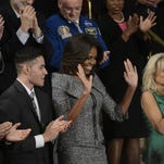 First Lady's guest list gives clues about Obama's State of the Union