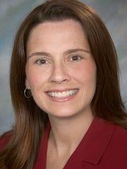 Elizabeth Rowray, candidate for Yorktown Community