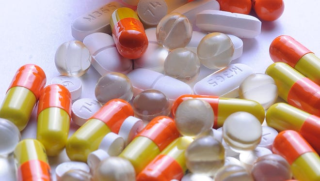 The public may drop off drugs during National Prescription Drug Take-Back Day on Sept. 27.