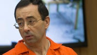 Nassar, the child molester who had waged a multi-facetedappeal of his prison sentences, has lost the first of his appeals.