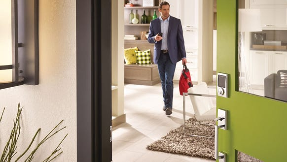Smart locks from Schlage and other manufacturers can