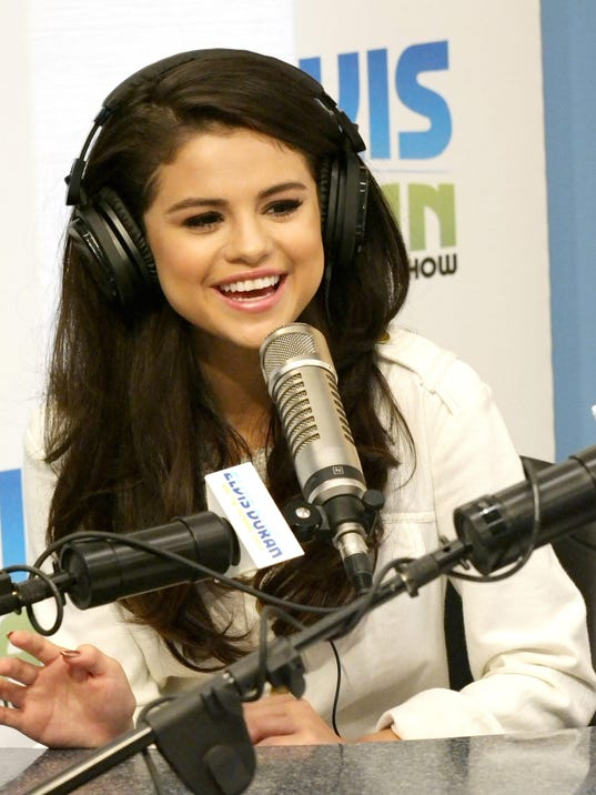 "Selena Gomez Visits ""The Elvis Duran Z100 Morning Show"""