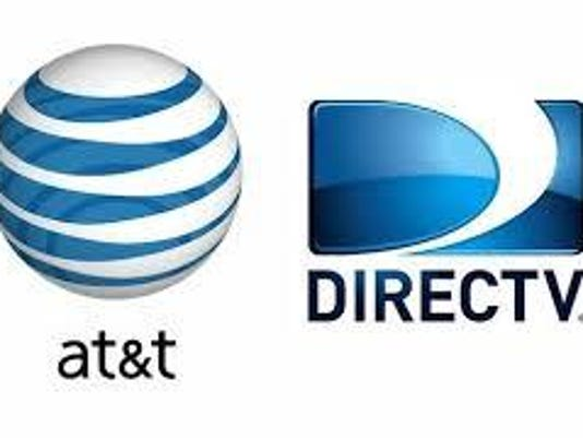AT&T and DirecTV image