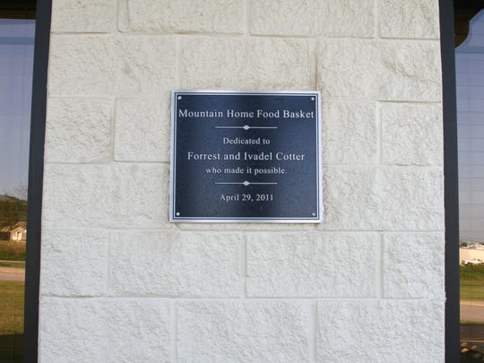Founded in 1985, the Mountain Home Food Basket is an all-volunteer organization and depends on donations to purchase most of its food for area families. Their goal is to supplement food items for families to fill in the gaps around their grocery benefits.