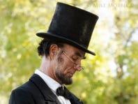 Fritz Kline, impersonator of Abraham Lincoln