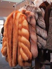 Somper Furs in Beverly Hills, Calif.