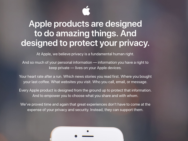 Is Apple really better about privacy? Here's what we found out