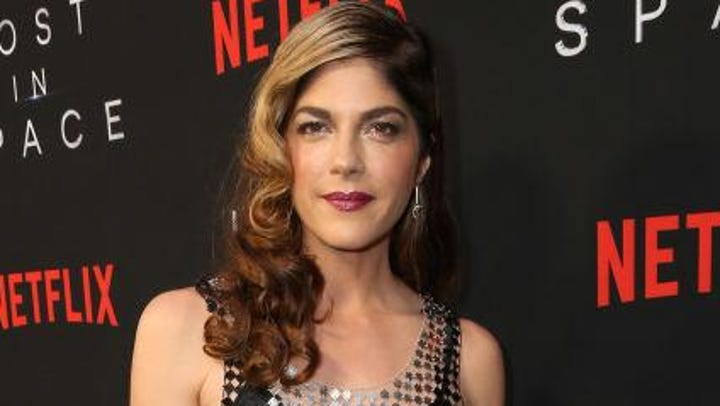 """Selma Blair attends Netflix's """"Lost In Space"""" Los Angeles"""