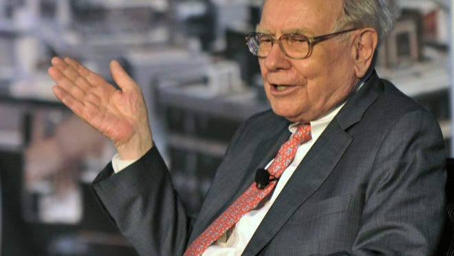 Warren Buffett's Berkshire Hathaway will turn over about $4.7 billion in Procter & Gamble Co. stock in exchange for P&G's Duracell battery business, which will be infused with about $1.7 billion in cash.