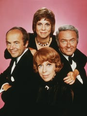 CBS will celebrate the 50th anniversary of Carol Burnett's