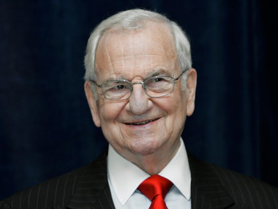 Lee Iacocca in 2007.