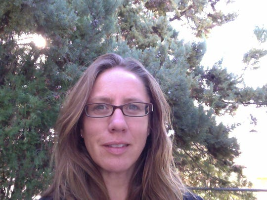 """Young Adult novelist and Aldo Leopold Charter School English teacher Catalina Claussen will soon publish her first novel, """"Diamonds at Dusk,"""" in the spring."""