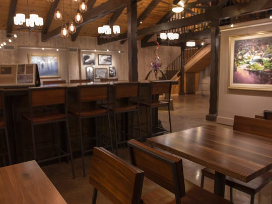 The Middle Ridge Winery in Idyllwild will hold grand-opening events this weekend.