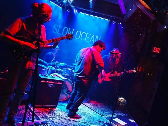 Slow Ocean, based in Naples, has developed a sound