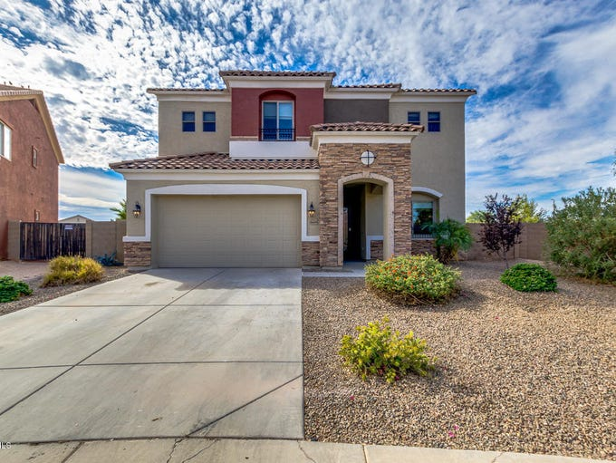 1001 W. Saguaro Lane, Queen Creek. Listed for $284,000.