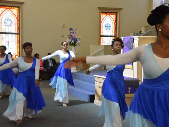 New Mount Zion AME Church will hold its fifth annual