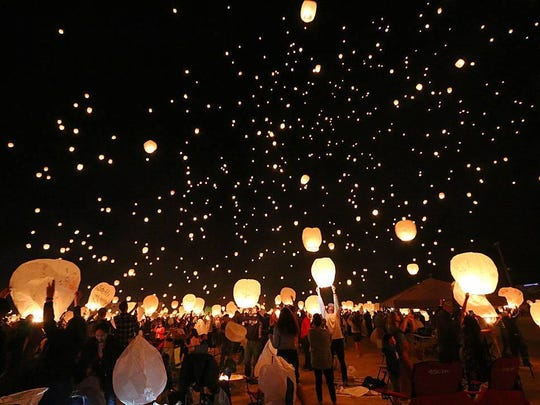 Lantern Fest comes to the York Expo Center May 12.