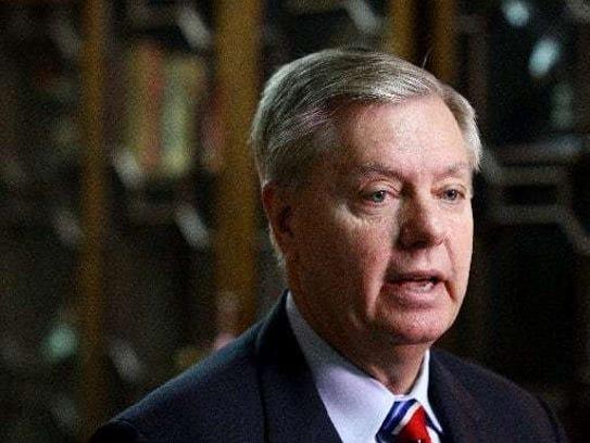 U.S. Sen. Lindsey Graham said he looks forward to carefully