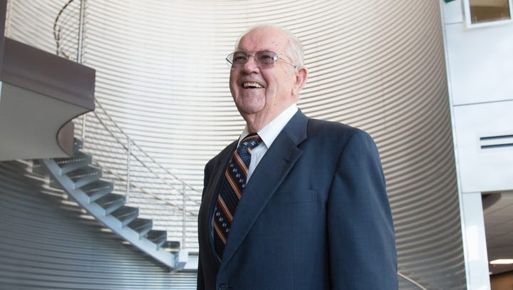 Funeral services set for founder of Sukup Manufacturing, maker of iconic Iowa grain bins