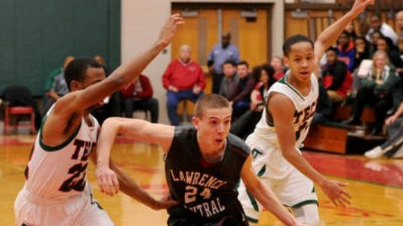 Indianapolis-area guard Kyle Guy has a scholarship offer from Ole Miss.