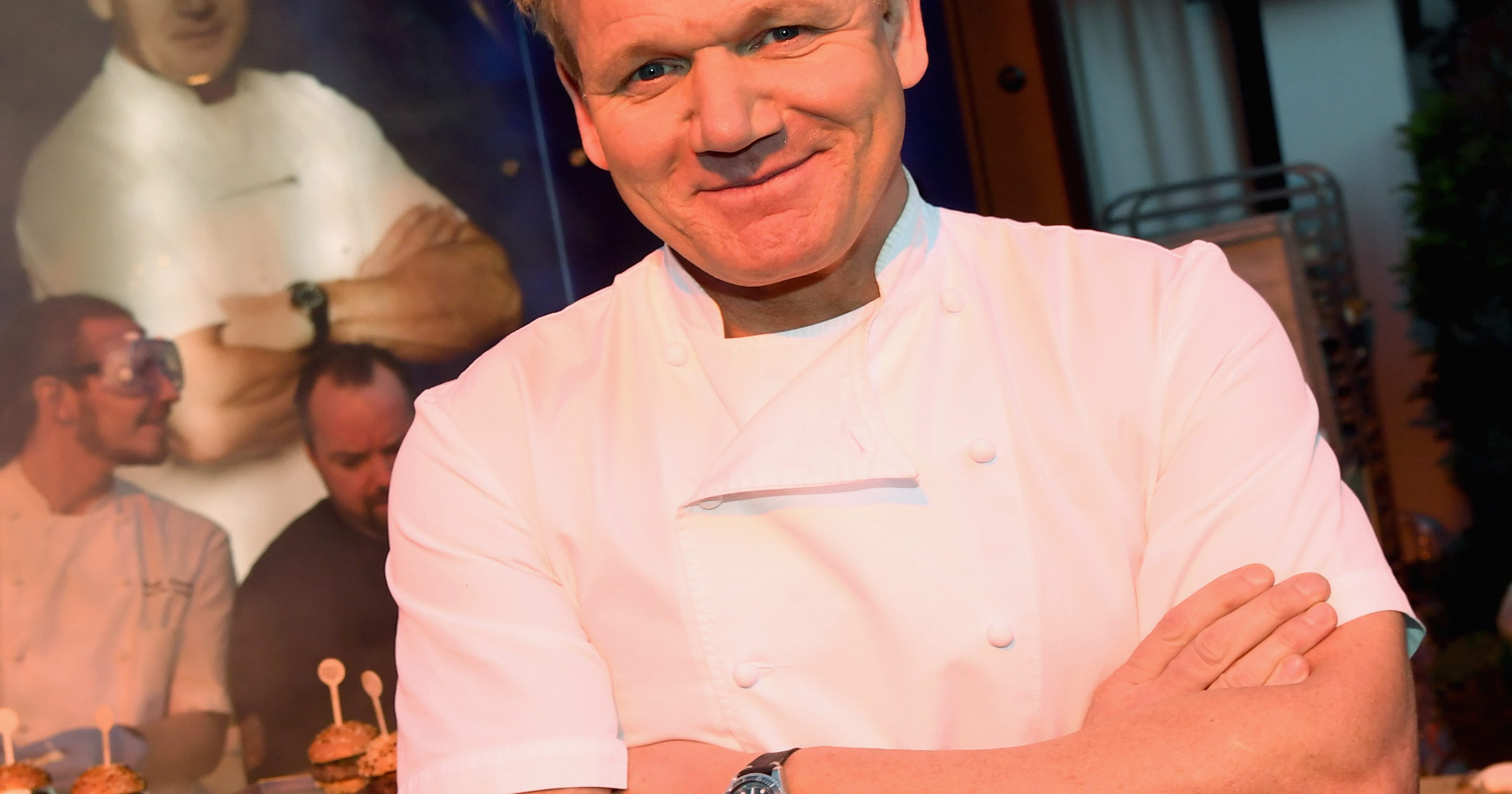 Gordon Ramsay and wife expecting No  5 after heartbreaking