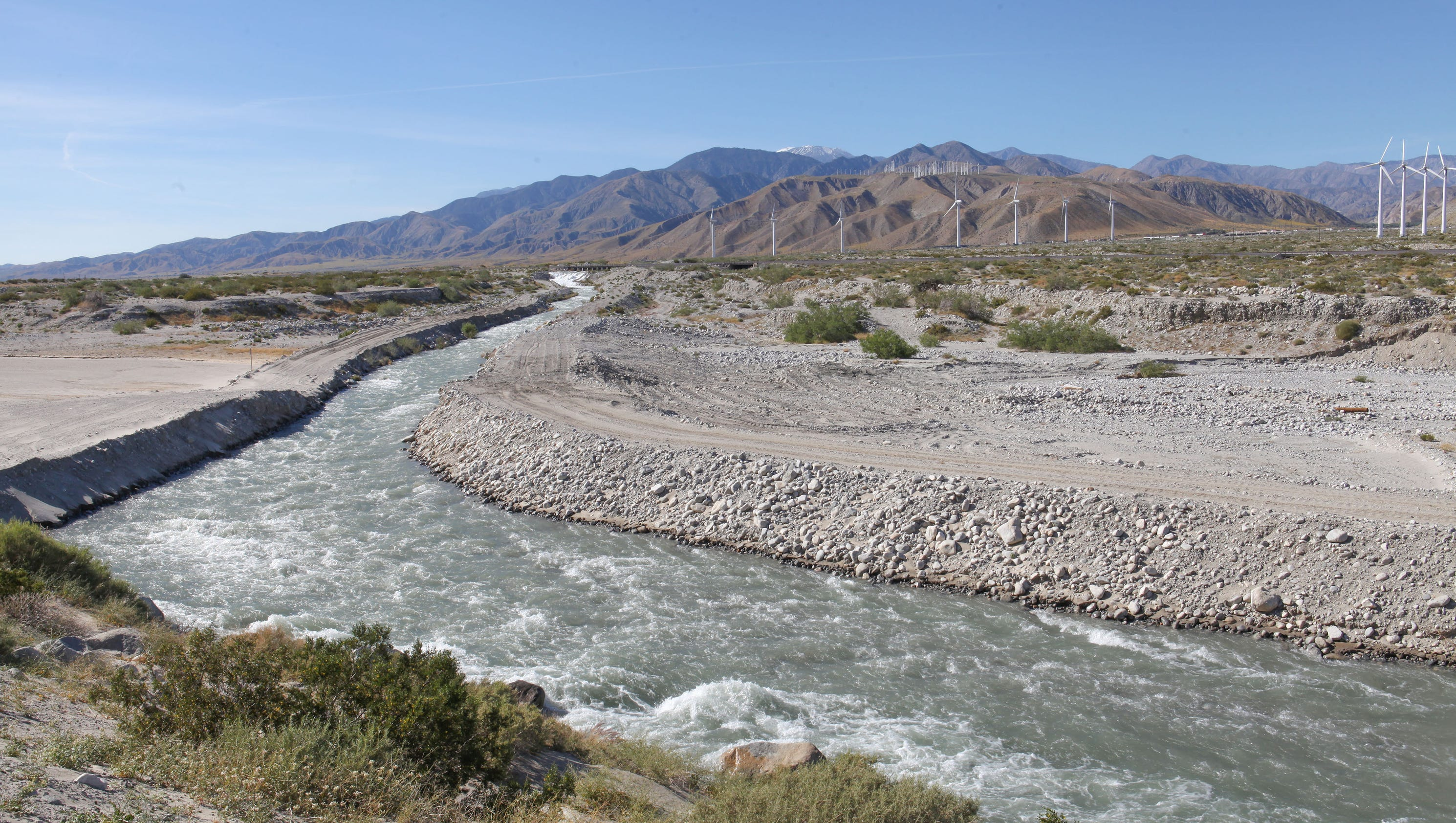 US and Mexico finalizing Colorado River water-sharing deal