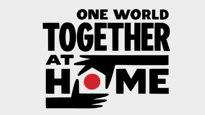 """Late night hosts Jimmy Fallon, Jimmy Kimmel and Stephen Colbert will act as masters of ceremonies for the musical event, """"One World: Together at Home."""""""