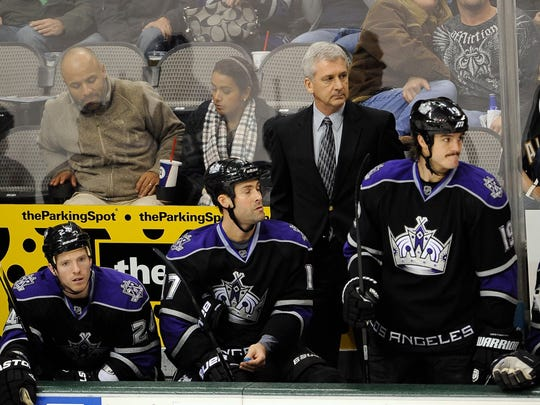 Former Kings coach Terry Murray
