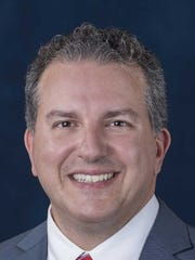 Jimmy Patronis is Florida Chief Financial Officer and