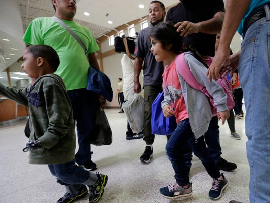 IMMIGRATION FAMILY SEPARATION