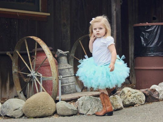 Kaydence Samuels is being raised by Mike's parents and will start elementary school soon.