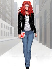 Brenda Starr Mysteries reboots the comic book heroine in a new series.
