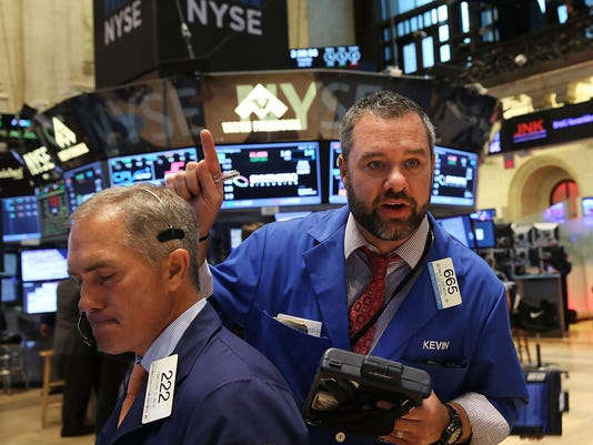 Dow up nearly 200 as Street ends 5 days of losses
