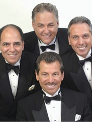 The Duprees will perform in concert at the fourth annual
