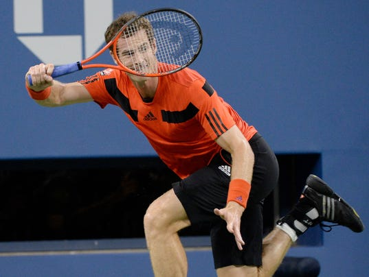 did andy murray win his match today