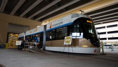 The public was invited to attend The Hop open house