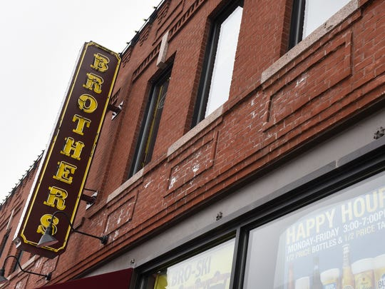 Brothers Bar & Grill, which closed its doors more than a year ago, was at 119 Fifth Ave. S, St. Cloud.