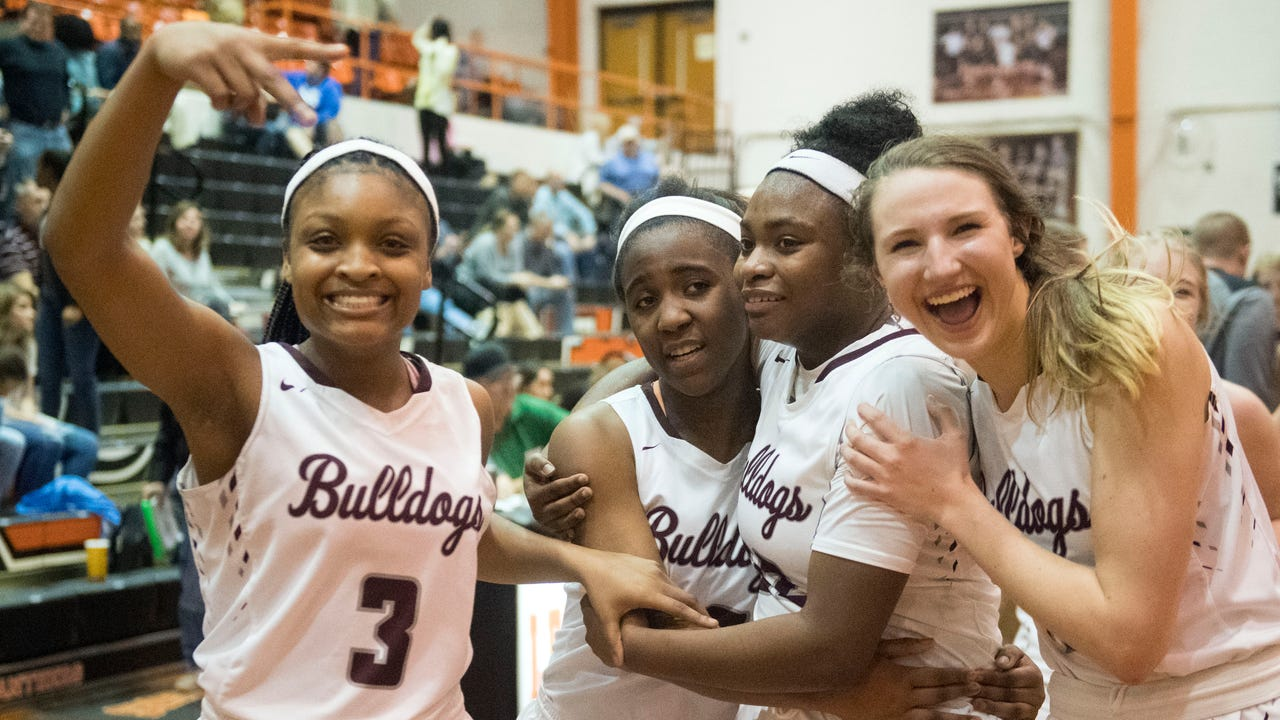 Bearden beat Maryville in the District 4-AAA girls final.