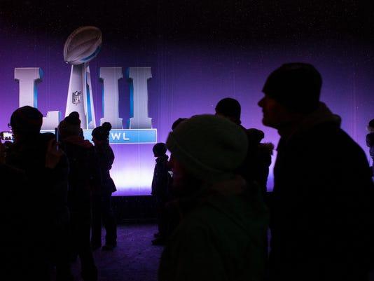 Sports: Super Bowl Live