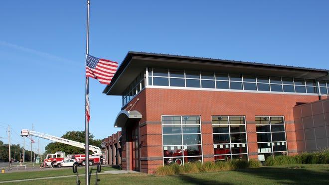 Ankeny Fire Station.